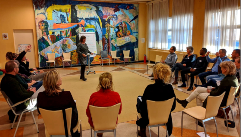 Nobtra workshop ritmeester Veenendaal 4 december 2019